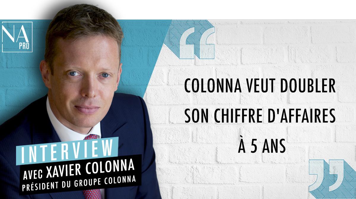 """Xavier Colonna: """"Nous avons engagé une vaste restructuration du groupe"""""""
