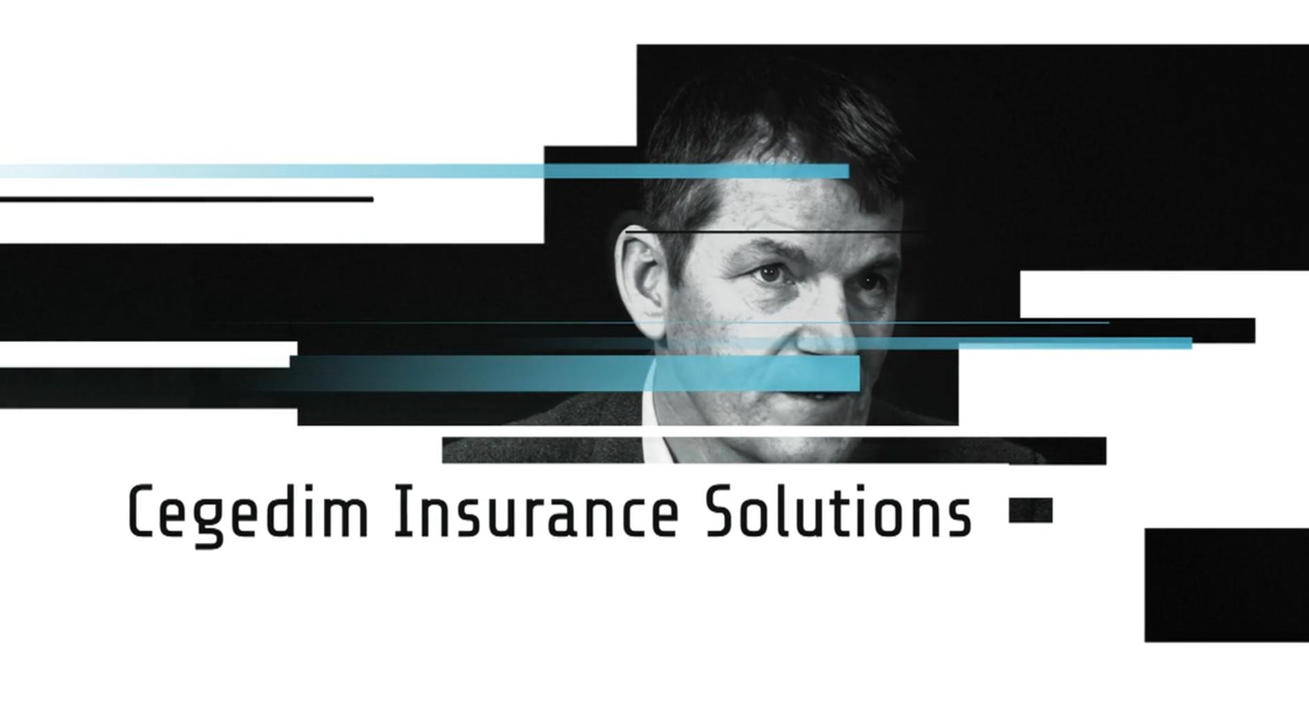 Poster Video Cegedim Insurance Solutions