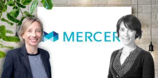Raphaële Nicaud et Caroline Peyre de Mercer France