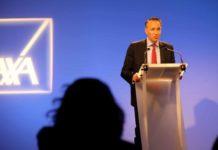 Thomas Buberl, directeur général du groupe Axa