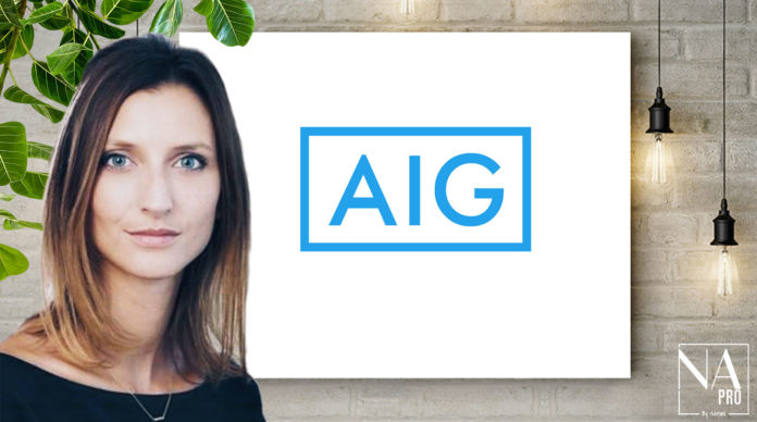 Liza Scemama rejoint AIG