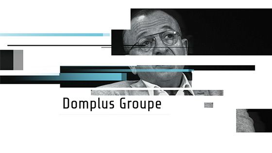 Poster Video Domplus Groupe
