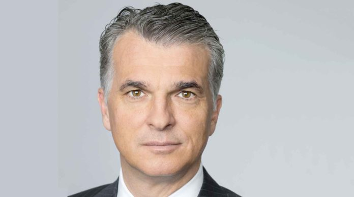 Sergio Ermotti, Swiss Re