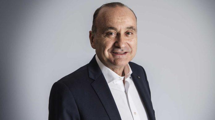 Jacques de Peretti, PDG d'Axa en France.