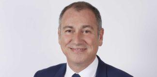 Philippe Saby,, directeur général de Solly Azar