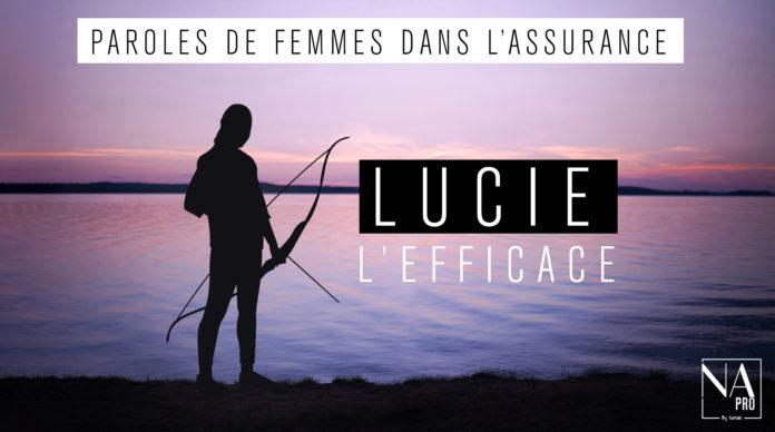 Témoignage de Lucie dans la série Paroles de femmes dans l'assurance