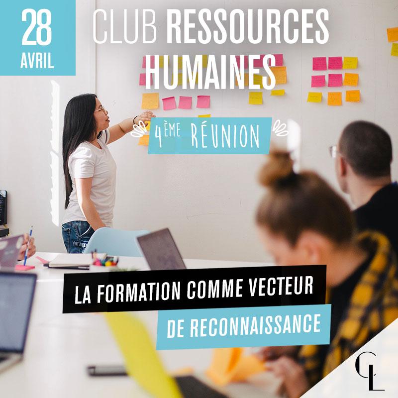 Club RH - 4ème réunion