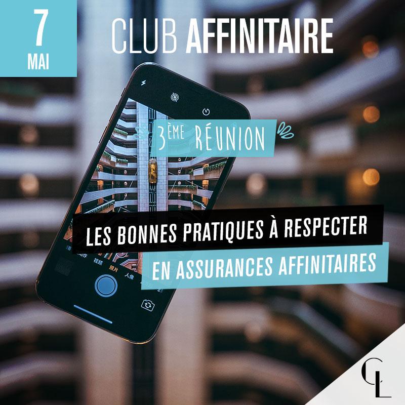 Club Affinitaire - 3ème réunion