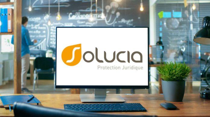 Le logo de Solucia