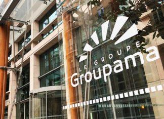 Le siège de Groupama