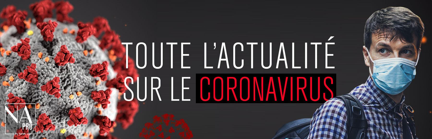 Bannière contenus sur le coronavirus