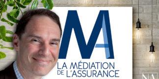 Arnaud Chneiweiss, médiateur de l'assurance
