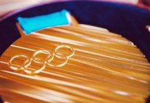 une médaille des jeux olympiques