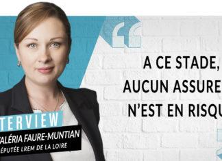 La députée valéria faure-muntian