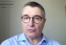 Claude Sarcia, president du SNSA