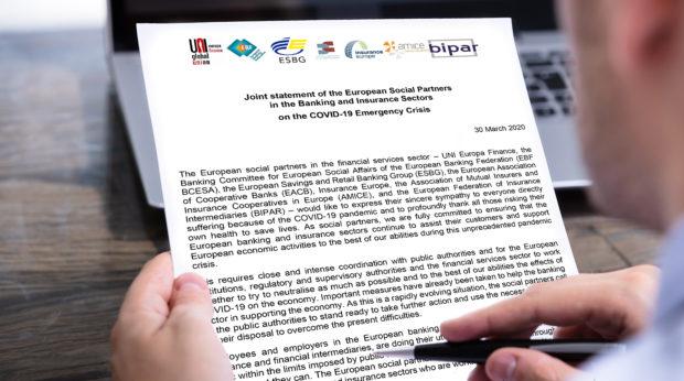 Coronavirus : Les fédérations européennes font front commun