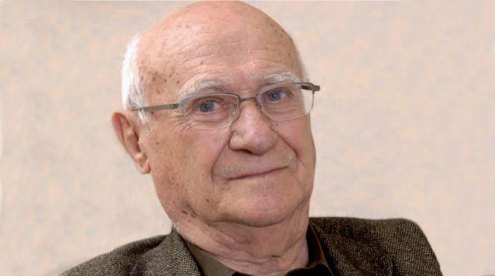 Jacques vandier, l'ancien président de la Macif