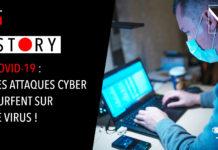 attaques cyber et coronavirus