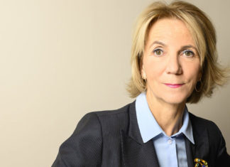 Florence Lustman, présidente de la FFA