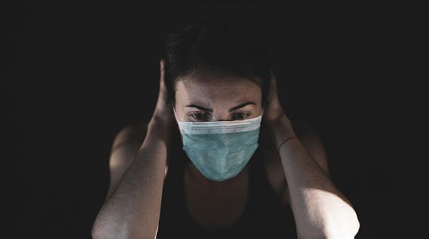 Une salariée atteinte de coronavirus