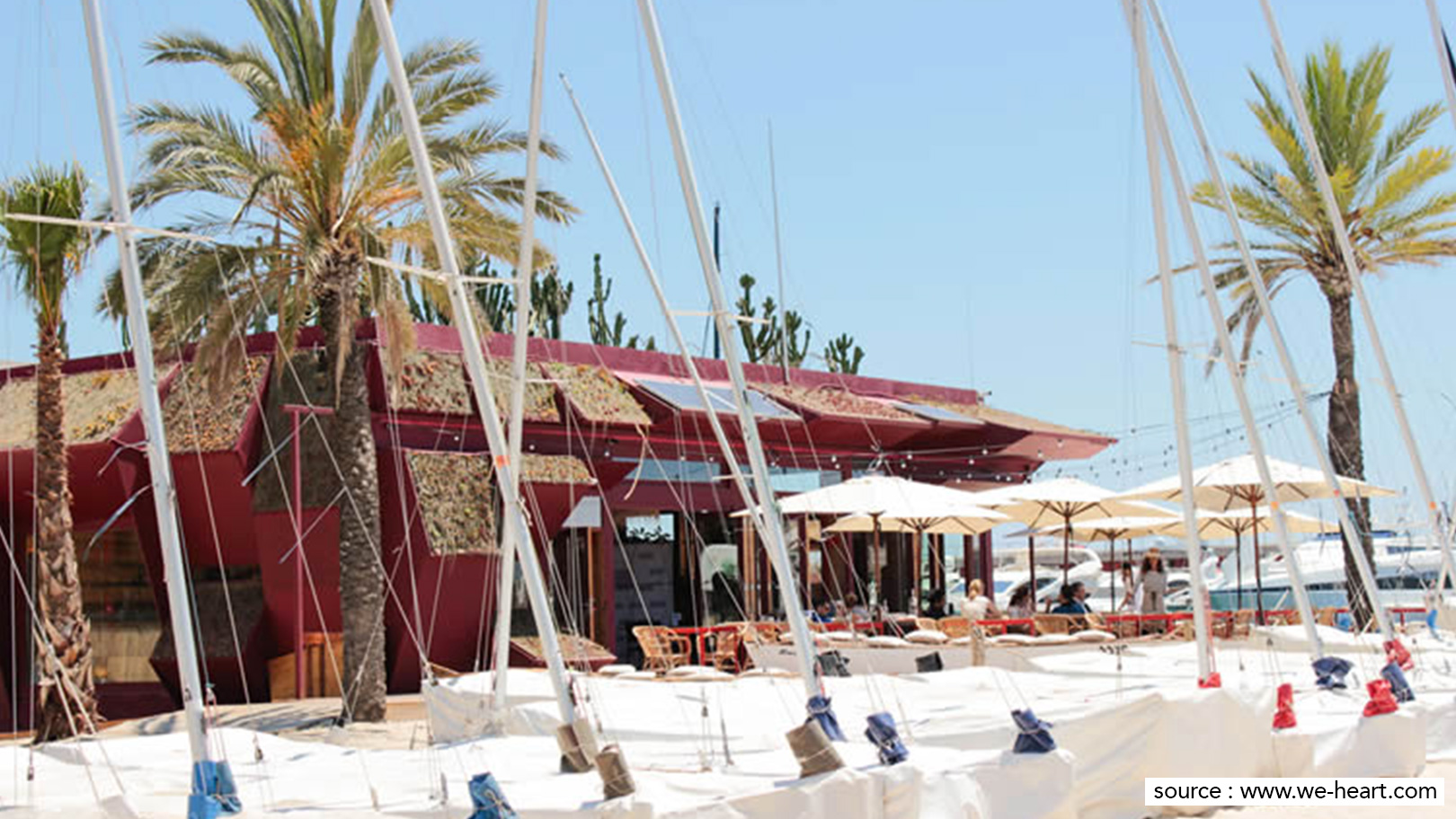 L'after-beach du Master Club