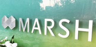 le logo de Marsh