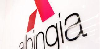 Le logo de l'assureur Albingia