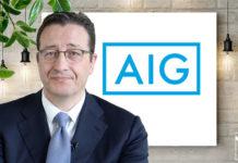 Christophe Zaniewski devient directeur général d'AIG France, Belgique et Luxembourg
