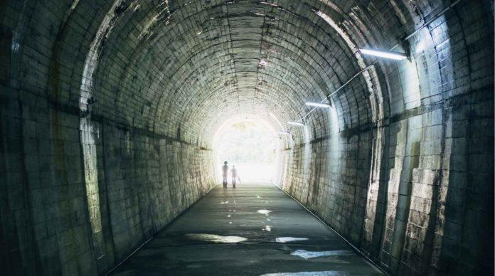 Un tunnel
