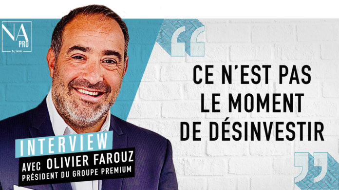 Olivier farouz groupe premium