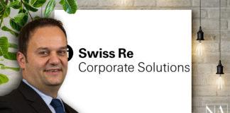 Matthias Grass, directeur financier de Swiss Re Corporate Solutions