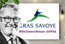Cyrille de Montgolfier, directeur général de Gras Savoye Willis Towers Watson