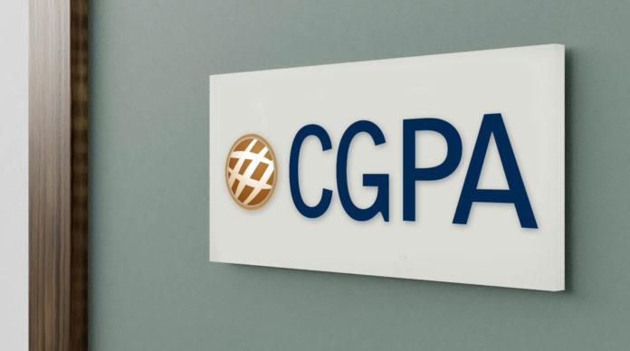 Le logo de CGPA