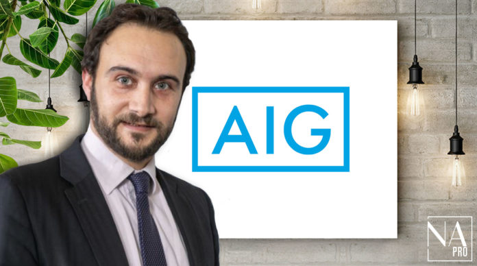 Christophe Dejoux AIG France