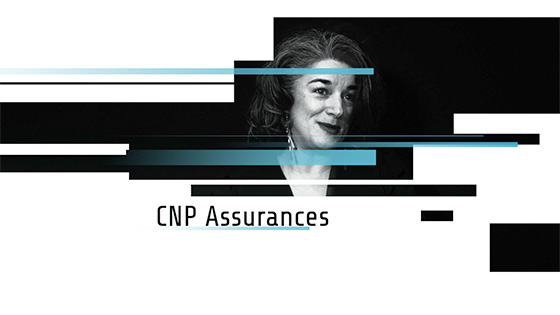 Poster Video CNP Assurances
