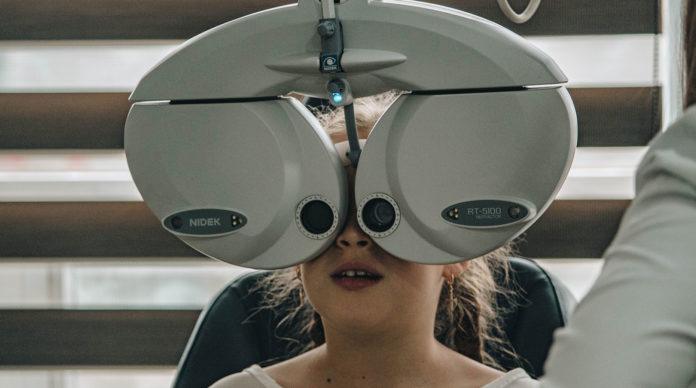 La correction de la vue
