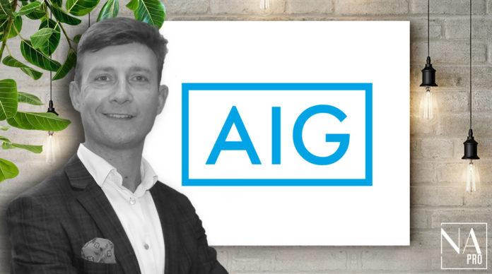 Maxime Vroman AIG
