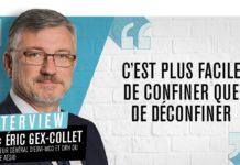Éric Gex-Collet est directeur général d'Eovi-Mcd et DRH du groupe Aésio.