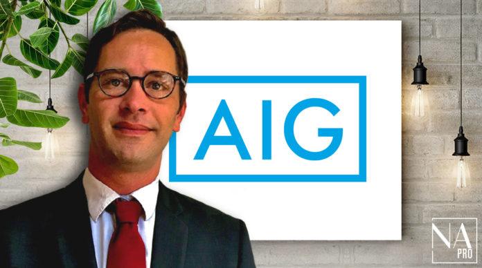 thibaut de Blois AIG