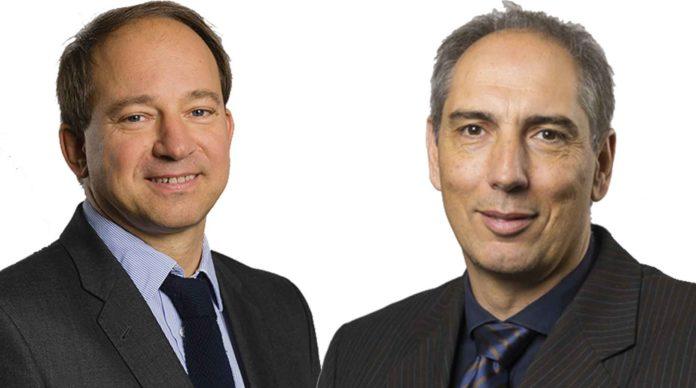 Emmanuel Roux et Olivier Brenza