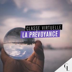 Classe virtuelle prévoyance