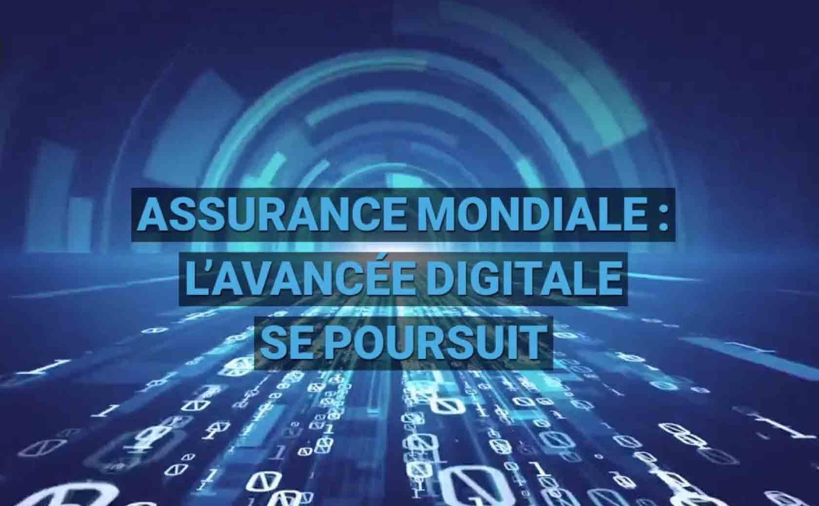Story : L'avancée digitale de l'assurance se poursuit