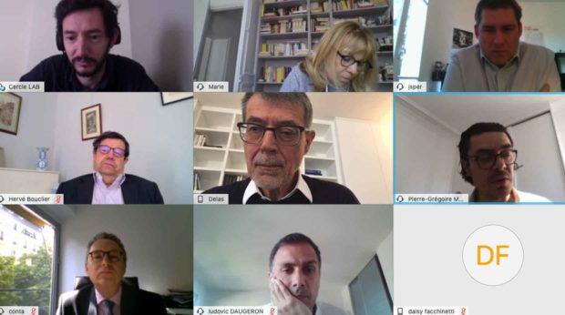 Cercle LAB: Retour sur la 3e réunion du club juridique [2019/2020]