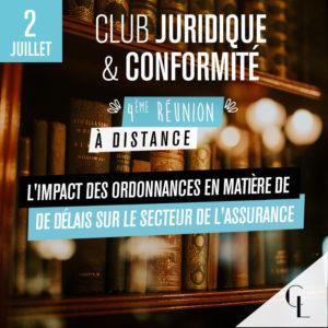 4ème réunion du Club Juridique du Cercle Lab