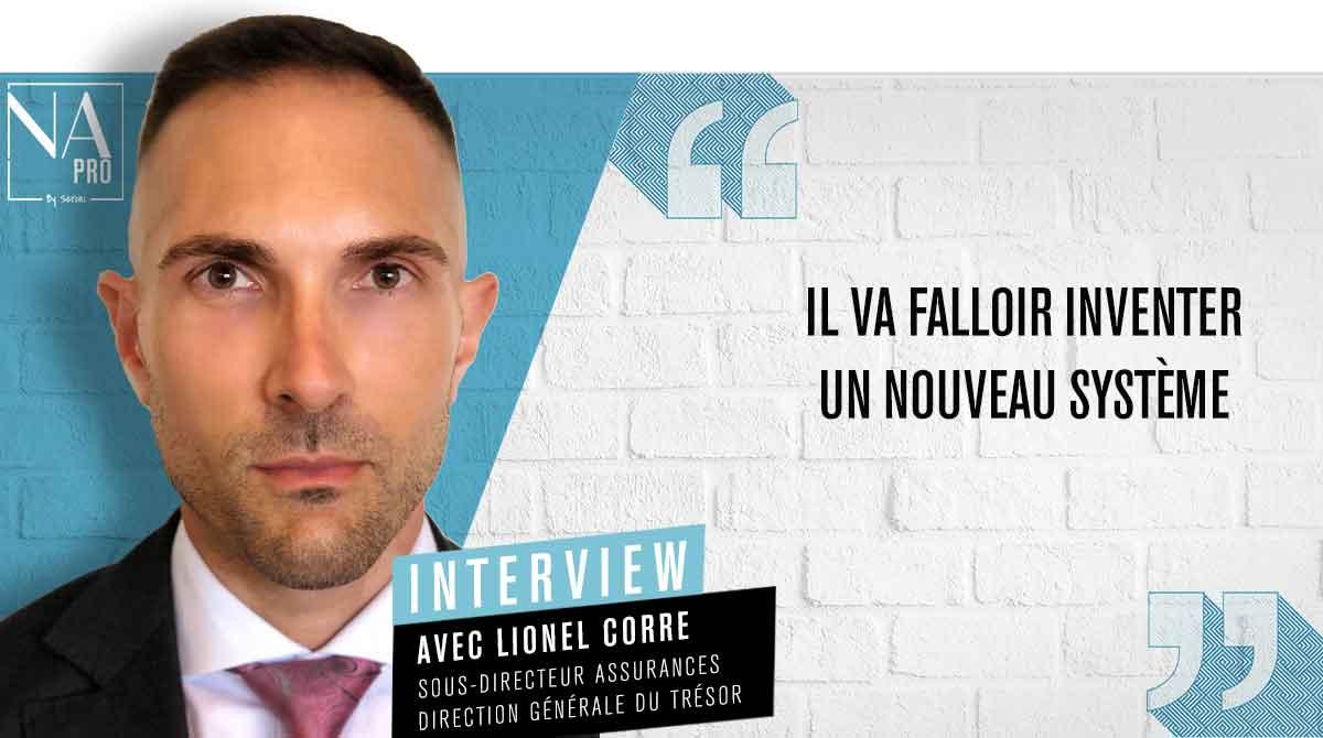 """Lionel Corre: """"Il va falloir inventer un nouveau système"""""""