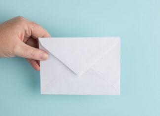 Un courrier