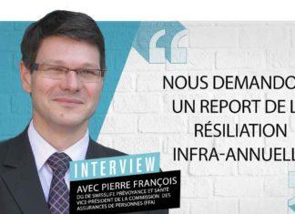Interview avec Pierre François (Swisslife et FFA)