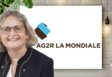 Isabelle Hébert est membre du comité de direction d'AG2R La Mondiale en charge de la stratégie, du digital, du marketing et de la relation client