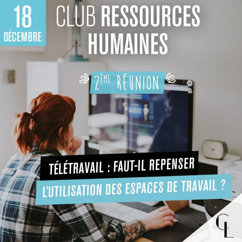 Club Ressources Humaines - 2ème réunion
