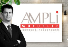 Jérôme de Villèle, directeur général d'Ampli Mutuelle